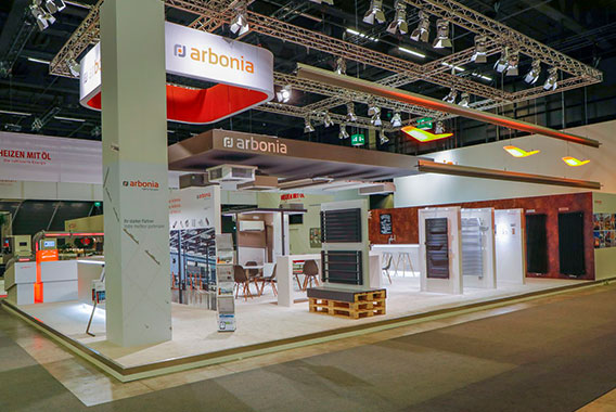 Arbonia Events Review Swissbau Basel 2018