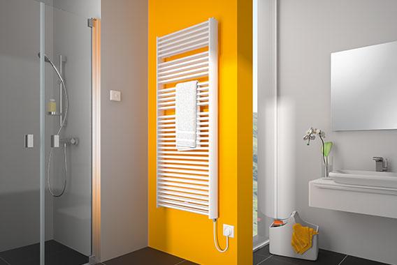 Badheizk rper modernes w rmedesign im bad arbonia - Purger radiateur salle de bain ...
